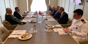 Millî Savunma Bakanı Hulusi Akar, Malezya Başbakanı Mahathir Muhammed'in ülkemizi ziyareti