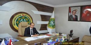Başkan Mehmet Nuri Samancı `dan 5 Nisan Avukatlar Günü Mesajı