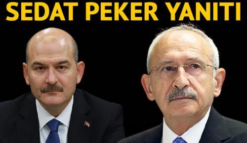Soylu'dan Kılıçdaroğlu'na: Mafyayı nasıl çökerttiğimizi sorarsan anlatırım