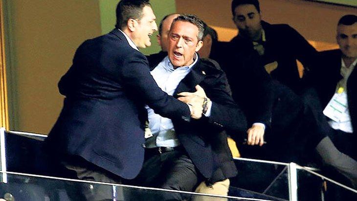 """Koç'un sert yüzünü görecekler! Başkan'ın """"Kafaya taktım"""" dediği futbolcular ortaya çıktı!"""